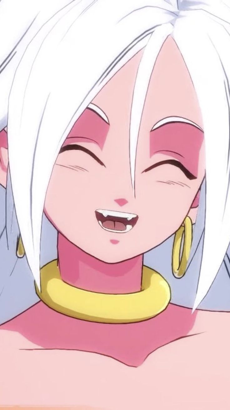 Majin Android 21 (Smile)