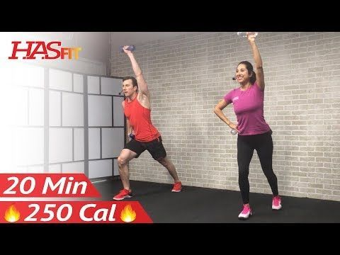 20 Minute Low Impact Cardio Workout for Beginners - Beginner Workout Routine at Home for Women Men - YouTube https://www.kettlebellmaniac.com/kettlebell-exercises/