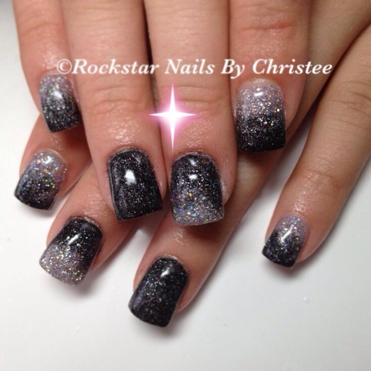 New Rockstar Acrylic Nail Designs: 25 Best Rockstar Nails Images On Pinterest