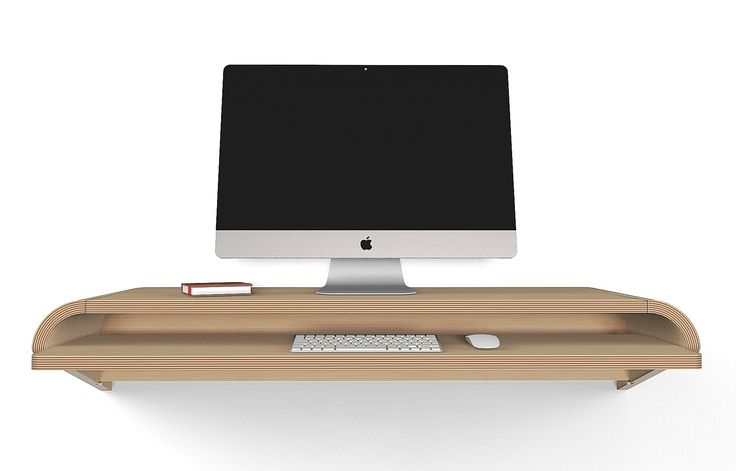 Minimal+Float+Wall+Desk+|+Viesso+$649.00
