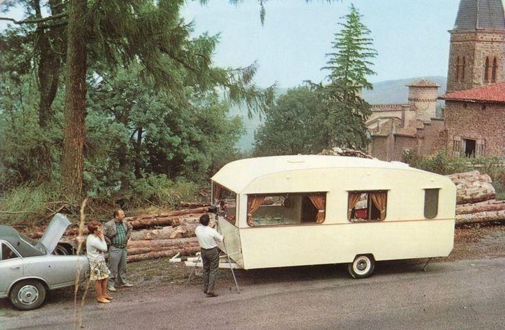 136 best caravanes francaises images on pinterest - Location caravane vintage ...