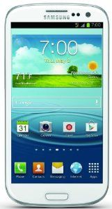 Samsung Galaxy S III 4G Android Phone, White 16GB (Sprint) Available from Mobiles-Galore.com