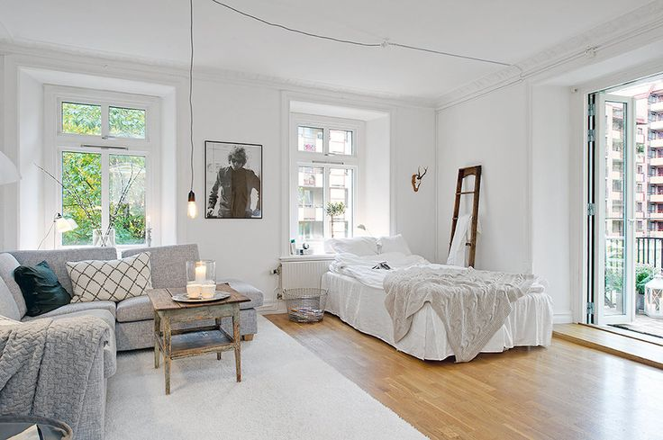 Tiny apartment in Sweden for sale