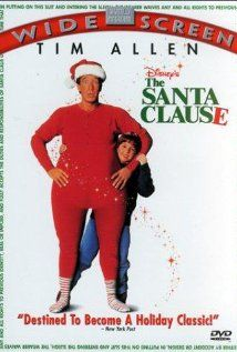 The Santa Clause (1994) When a man inadvertantly kills Santa on Christmas Eve, he finds himself magically recruited to take his place.