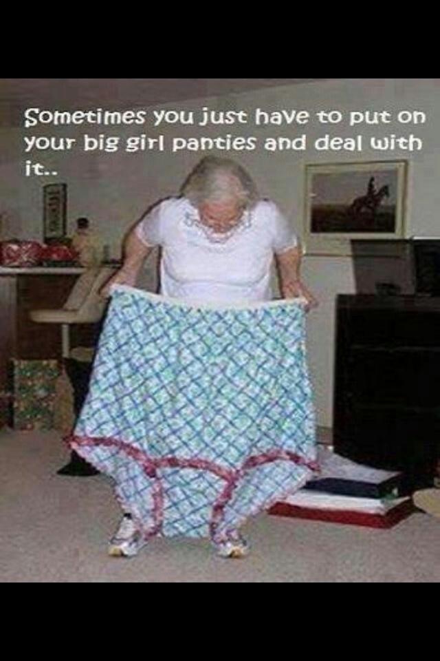 Big Panty Girl