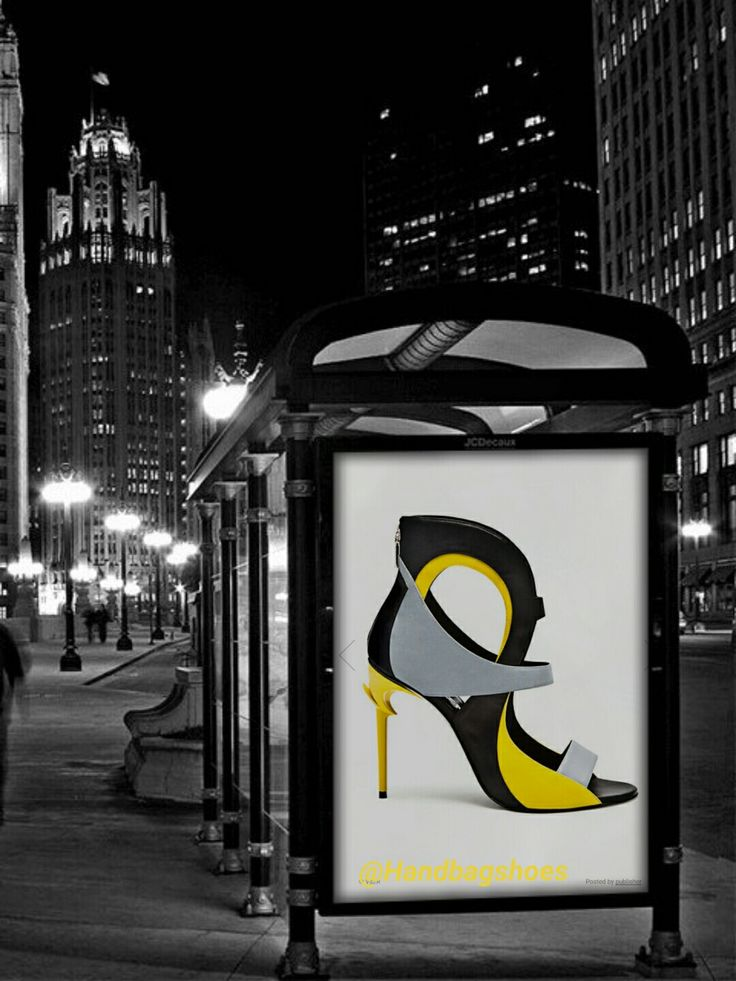 Yellow colour block heels. Love the obscure design. Very funky and sophisticated.