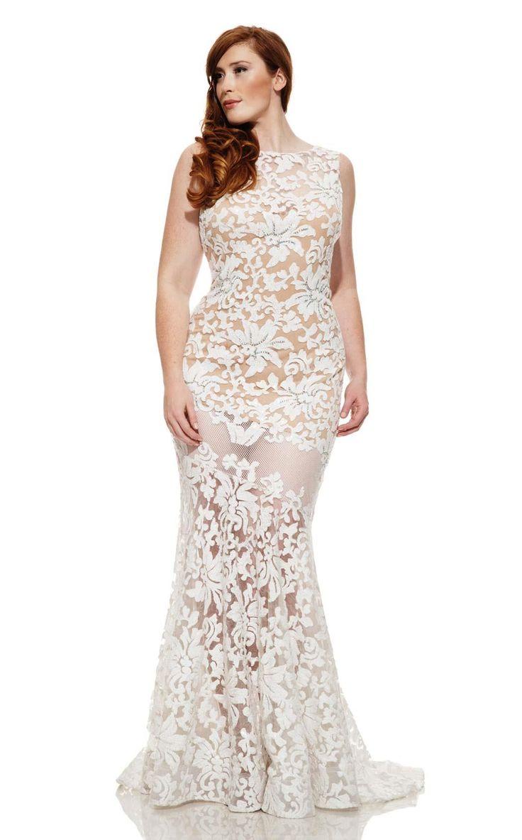 74 Best Plus Size Formal Dresses Images On Pinterest Party Wear