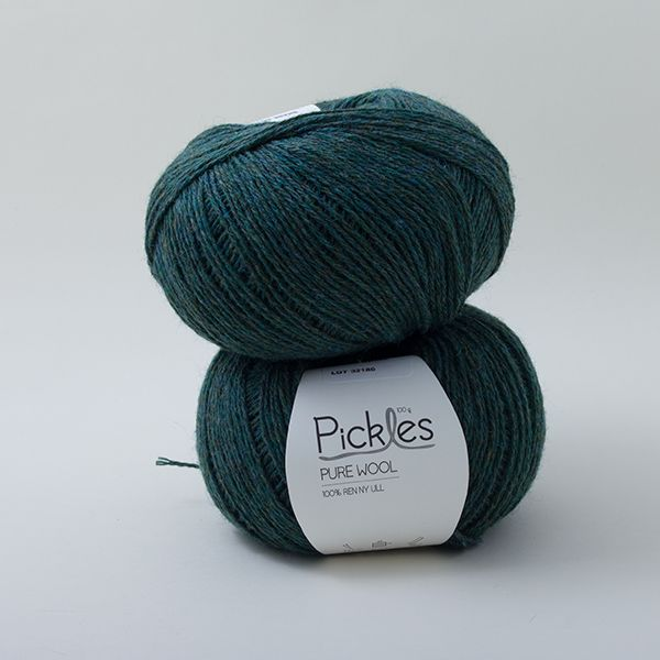 Pickles Pure Wool - Skog