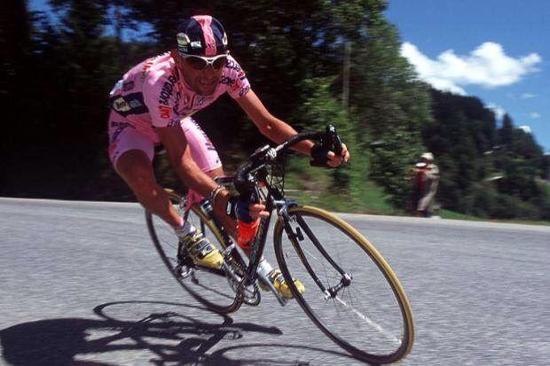 #MarcoPantani  #PersonalTrainer #Bologna #sport #allenamento #bicicletta