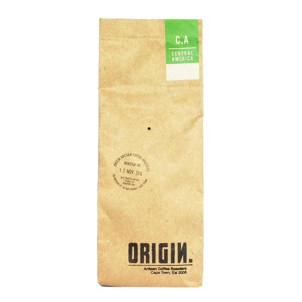 This single-variety, single origin Costa Rican coffee is naturally processed and is bursting with dark fruit flavours like black grape