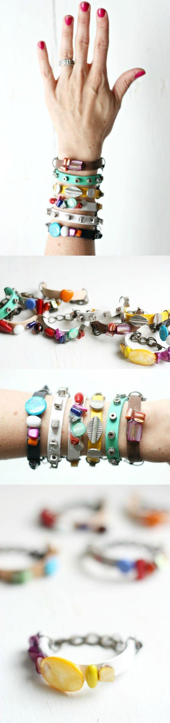 28 best Arts images on Pinterest | Popsicle stick bracelets ...