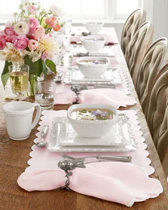 17 Best Images About Horchow Now Tablescapes On Pinterest