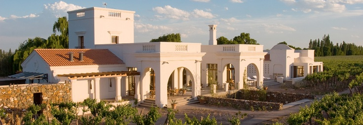 Relax in luxury at Cavas Wine Lodge in Mendoza. After a day spent exploring the vineyards head back to the spa for one of their signature Wine Therapy Treatments.