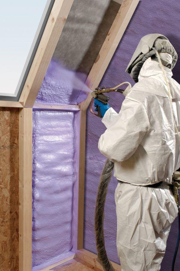 Spray Foam Insulation Extreme Industrial Coatings 1 In California Spray Insulation Home Insulation Foam Roofing