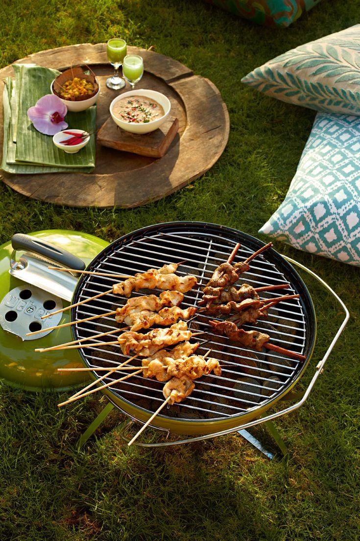 Maso na špízu není jen doménou slaniny a cibule - zkuste indický špíz a připravte si kari omáčky do misek Modern Grace - na www.luxurytable.cz