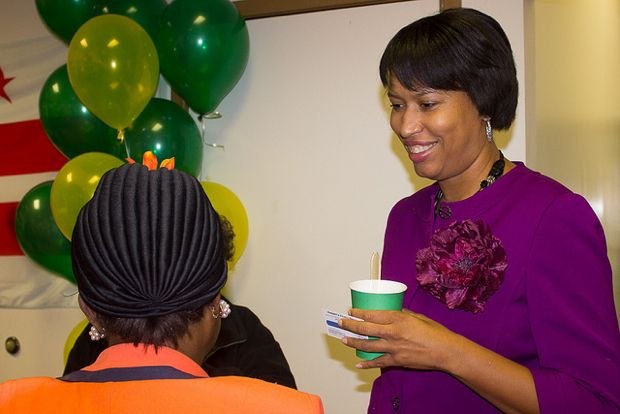 DC Mayor Muriel Bowser Says No to Rejoining Maryland