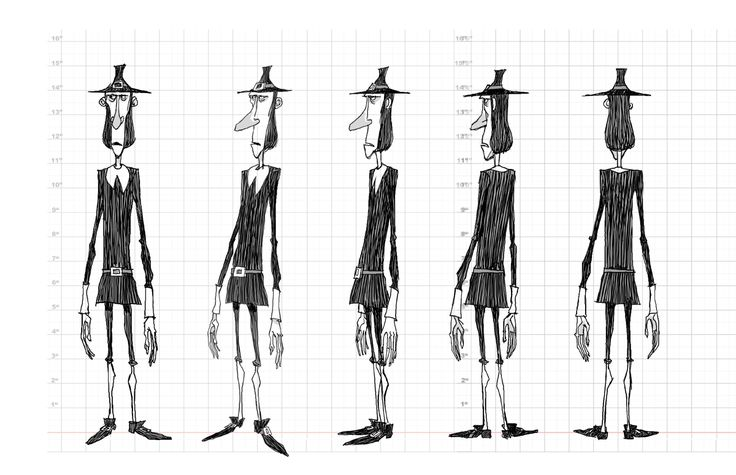 Heidi Smith Character Design Class : Best references model sheet images on pinterest