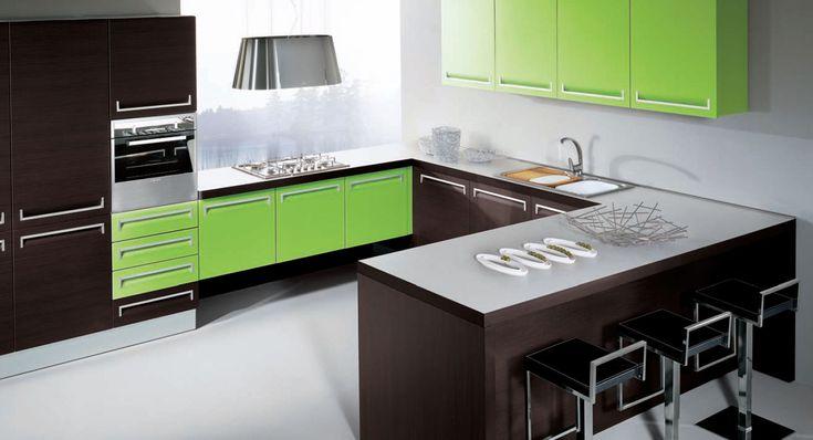 Cocinas modernas 5 decococina pinterest ranges and - Ideas de cocinas modernas ...