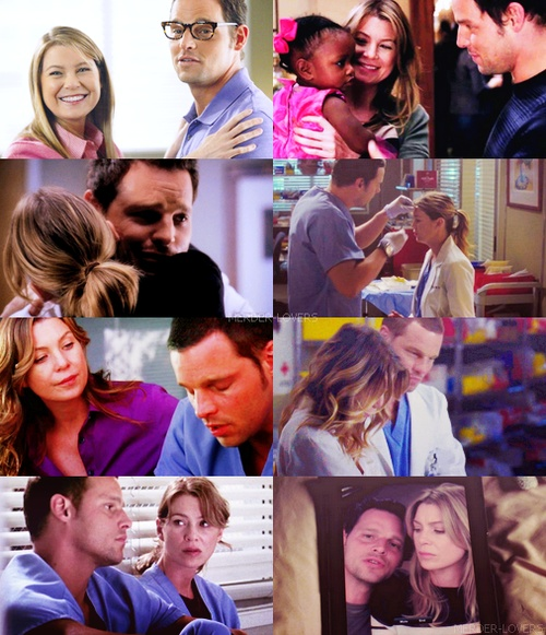 I like to create moments for him and Meredith.Because,in my head,they are very similar people.Even though Karev can be such an ass,even though he's arrogant,even though he gave O'Malley the Syph.He and Meredith are both lost,both lonely,both former screw-ups who got their acts together.In another lifetime, they would be really good friends.So throughout the season,we watch them pause from time to time to look at each other and see that they are mirrors of one another. —Shonda Rhimes,Grey…