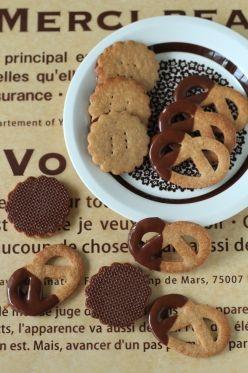 「全粒粉クッキー」kaiko | お菓子・パンのレシピや作り方【corecle*コレクル】