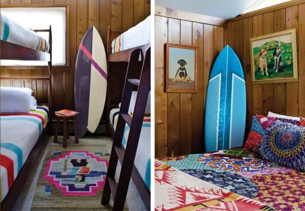 Words cannot express how badly I want to work at Chandelier Creative so that I can get in on this Montauk Surf Shack action.  Oh, and their work is awesome...