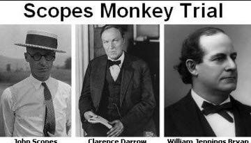 Image result for scopes monkey trial