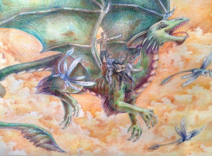 Imagine Dragons, fanart