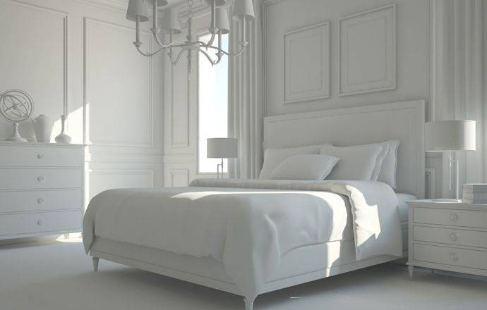 Cinema 4D – Interior Lighting and Scene Optimization in VRAYforC4D Tutorial