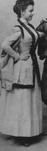 kontusik damski strój polski patriotyczny