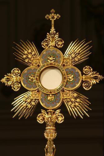 """Résultat de recherche d'images pour """"ostensorio del Santissimo Sacramento XVIII"""""""