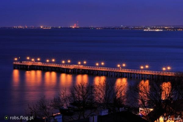 Molo w Gdyni Orłowie / The Gdynia Orłowo Pier | fot. Robs