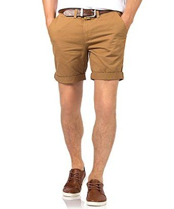Mens chino shorts are a real wardrobe must have, and look great with all from a striped t-shirt to a crisp white shirt.