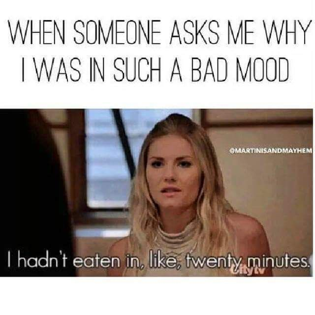 Pin By Lucille Rose On Images And Memes From Phone Hangry Humor Workout Memes Funny Workout Humor