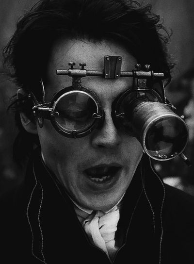 Sleepy Hollow.  A Tim Burton movie....what else is there to say but that Tim Burton is the king of Halloween.