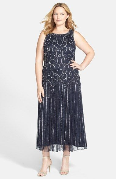 1920s Style Dresses Plus Size