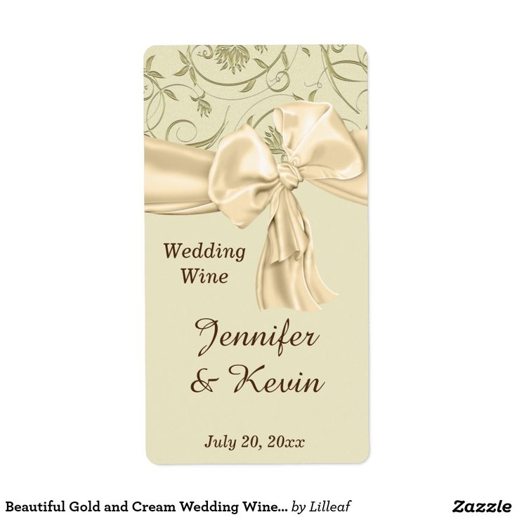 36 best Personalized Mini Wine Bottle Labels for Wedding Favors ...