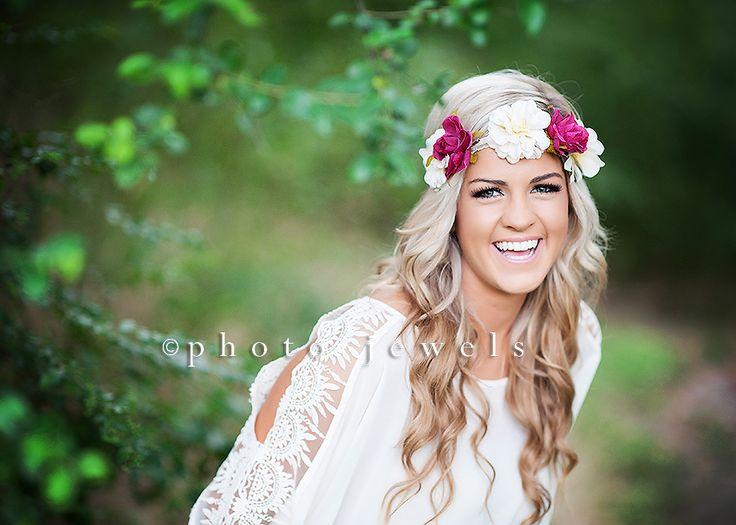 senior girl, senior pictures, HS senior, senior girl photos, senior girl photo shoot, Photo Jewels Photography, boho, headband, hippie