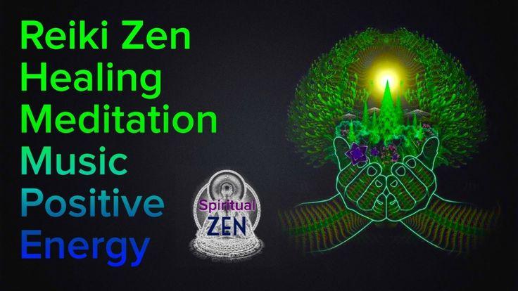 ☯Reiki Zen Aura Healing Meditation Music: 1 Hour Healing Music,  Relaxin...