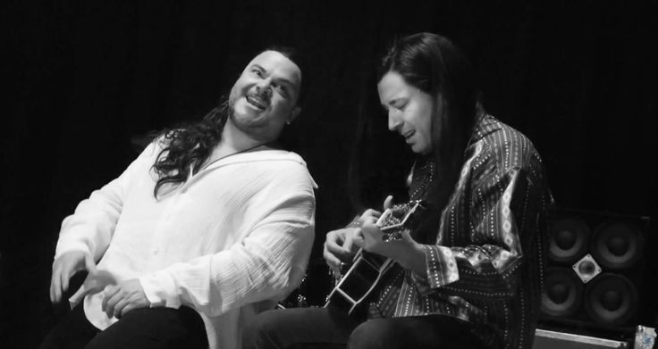 Watch Jimmy Fallon, Jack Black Remake Extreme's 'More Than Words' Video