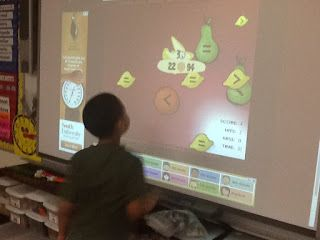 Lots of SmartBoard activities and websites for math!  K-12 friendly!