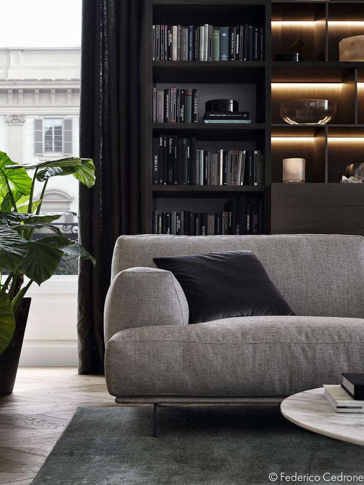 SOFAS IDEAS | Poliform 2015 - House #2, Day Interiors on Behance | bocadolobo.com/  #modernsofa #sofaideas