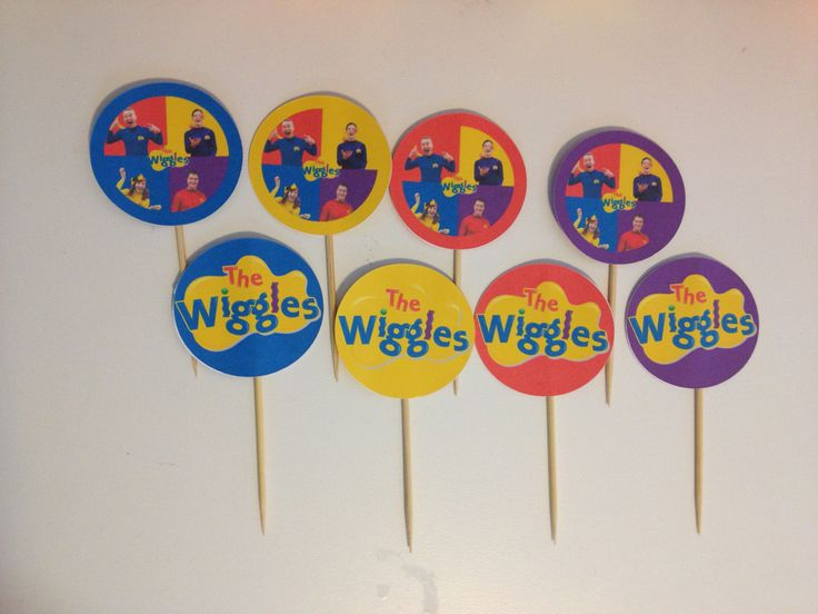 Todays FREE printables are The Wiggles Birthday Theme. These decorations are perfect for your little kids birthday party.  Included in the pack are The Wiggles cupcake toppers, The Wiggles lolly bag labels, The Wiggles popcorn box clipart and The Wiggles High Chair Banner (there are 3 options to choose from for the banner). How to …