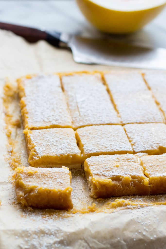 Pomelo Bars are like lemon bars only made with this unique citrus fruit. A grapefruit lovers dream! | Coley Cooks...