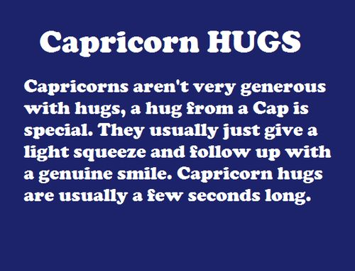 Lol! So true! I hateeeee hugging!