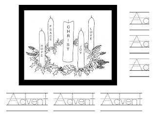 The Catholic Toolbox: Advent Activities & More