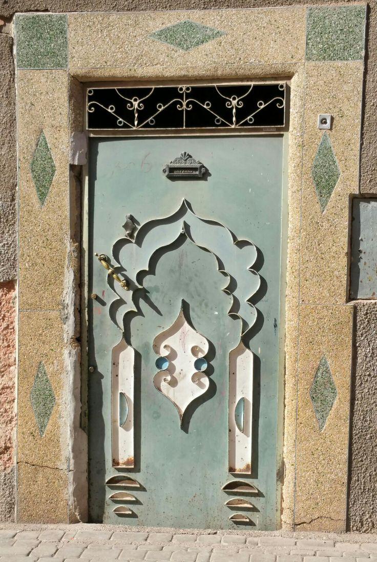 Morrocan Door