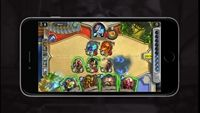 Hearthstone Phone UI (Alpha)