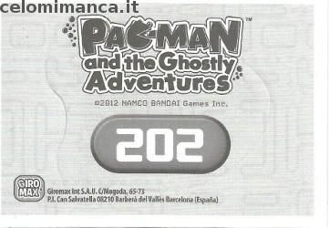 Pac-Man and the Ghostly Adventures: Retro Figurina n. 202 -