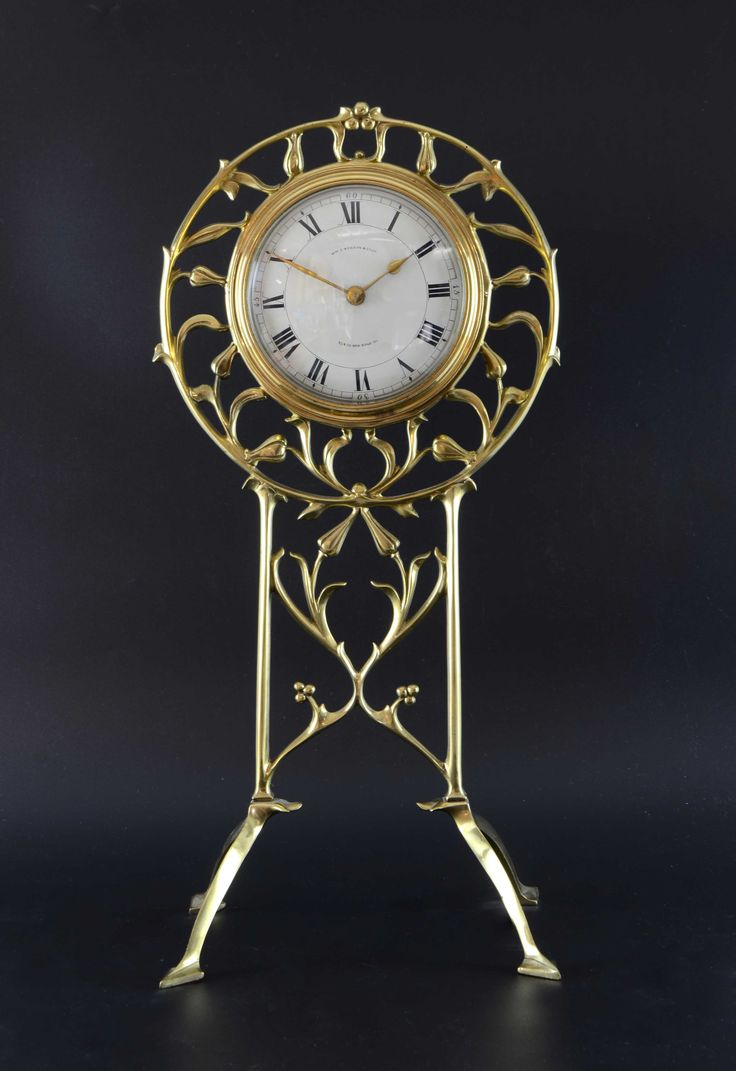 It was recognised by Ewbank's specialist and sold for a price greater than that achieved for a similar clock at a London saleroom last year. Description from ewbankauctions.co.uk. I searched for this on bing.com/images