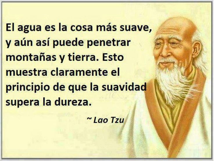"""""""Lao Tzu"""" --- Proverbio Chino#"""